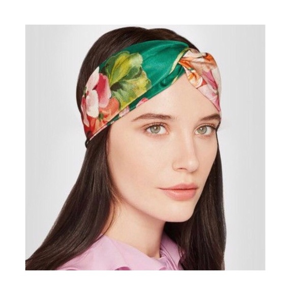 6090aecde001b Gucci Silk Headband
